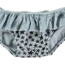 Buho Miu Star Ruffle Swimming Bottoms-listing