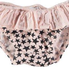 Buho Braguita de baño Volantes Estrellas Miu-listing