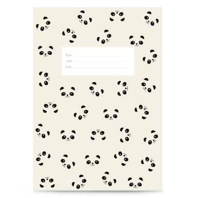 Zü Carnet Pandas A5-listing