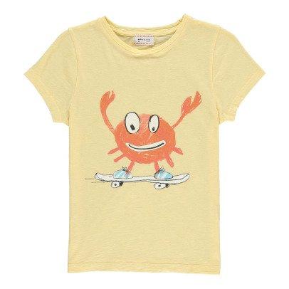 Morley T-shirt Crabe Flip-listing