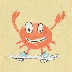 Morley Flip Crab T-Shirt-listing
