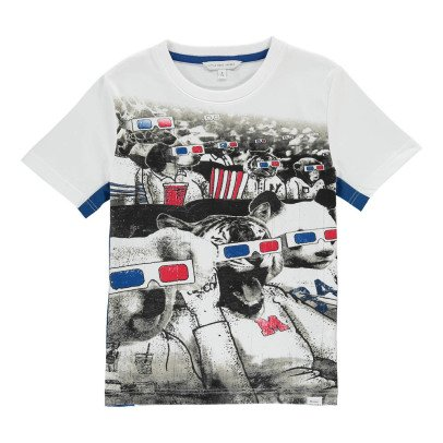 Little Marc Jacobs 3D Cinema Koala T-Shirt-listing