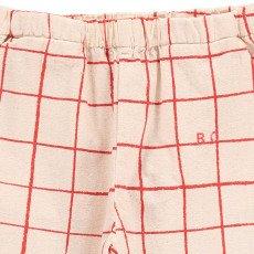 Bobo Choses Pantalón Cuadros Bordado B.C-listing