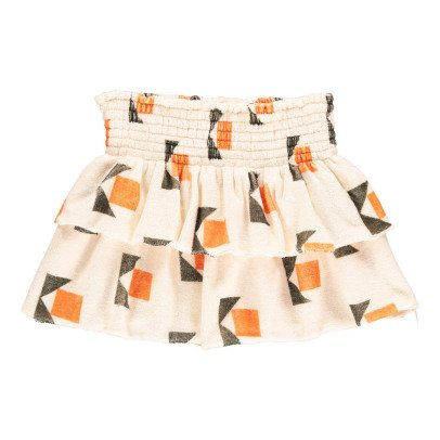 The Animals Observatory Kiwi Ruffle Skirt-product