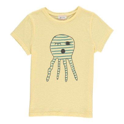 Morley Camiseta Pulpo Flip-listing