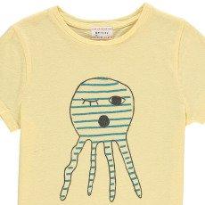 Morley T-shirt Octopus Flip-listing