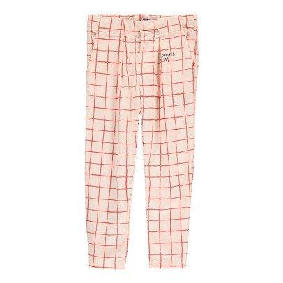 Bobo Choses Pantalon Chino Carreaux B.C. Play-listing
