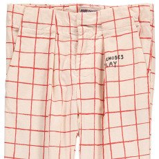 Bobo Choses B.C. Play Checked Chinos-listing