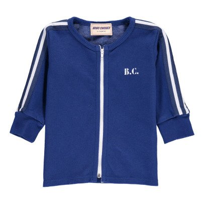 Bobo Choses The Cyclist Zip-Up Sweatshirt-product