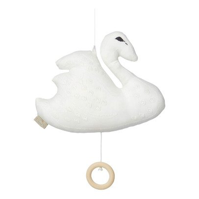 Cam Cam Musical Swan Mobile-listing
