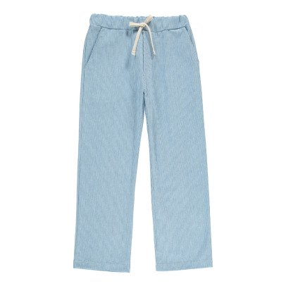 Atelier Barn Pantaloni righe -listing