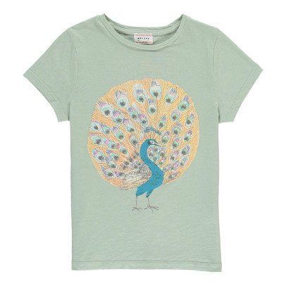 Morley Flip Peacock T-Shirt-product