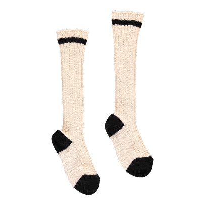 Bobo Choses Flamme Ribbed Socks-listing