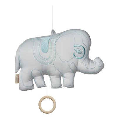 Cam Cam Musical Elephant Mobile-listing
