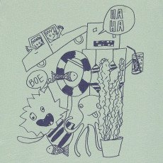Morley Flip Drawings T-Shirt-listing