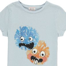 Morley Camiseta Monstruos Flip-listing