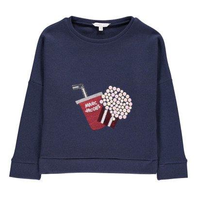 Little Marc Jacobs Sequins Popcorn Sweatshirt-listing