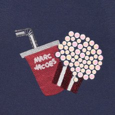 Little Marc Jacobs Sweat Popcorn Sequins-listing