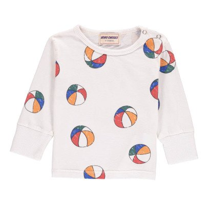 Bobo Choses T-Shirt aus Bio-Baumwolle Beachball -listing