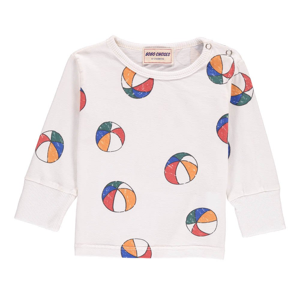 Beachball Organic Cotton T-Shirt-product