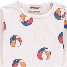 Bobo Choses Camiseta Algodón Biológico Beachball-listing