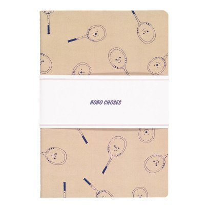 Bobo Choses Tennis Racket Notebook-product