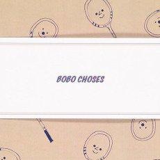 Bobo Choses Notizbuch Tennis -listing