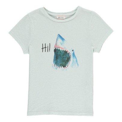 Morley T-shirt Requin Flip-listing