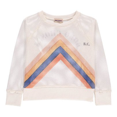 Bobo Choses Nadia Team B.C Net Sweatshirt-listing