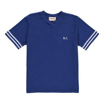 Bobo Choses Organic Cotton Team B.C V-Neck T-Shirt-listing