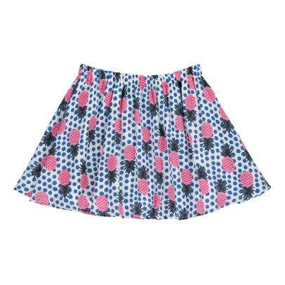Indee Audace Pineapple Polka Dot Skirt-listing