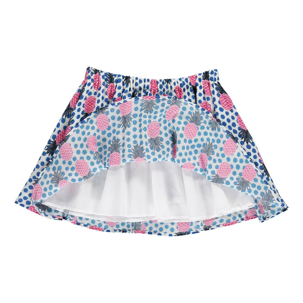Audace Pineapple Polka Dot Skirt-product