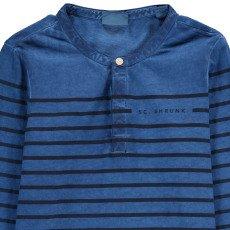 Scotch & Soda T-shirt Fines Rayures-listing