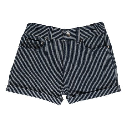 Zef America Striped Shorts-listing