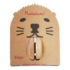 Ratatam Yoyo en bois-listing