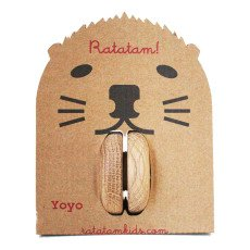 Ratatam Wooden Yoyo-product