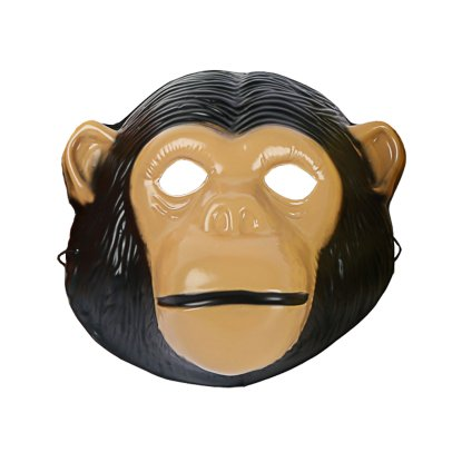 Temerity Jones Fancy Dress Monkey Mask-listing