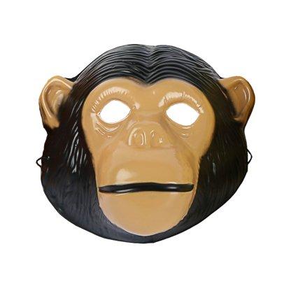 Temerity Jones Máscara Mono para disfraz-listing