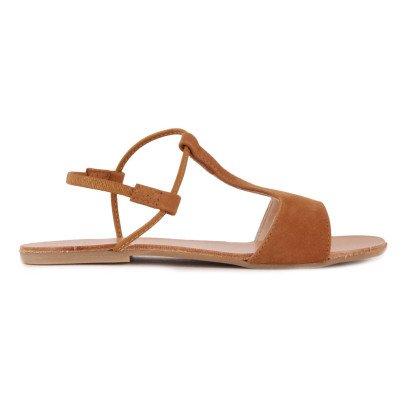 Manuela de Juan  Mikonos Leather Sandals-listing