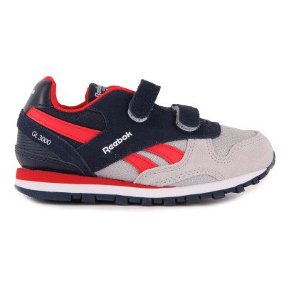 Reebok 3000 GL Suede Velcro Trainers-listing