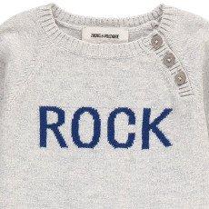 """Zadig & Voltaire Pull Coton Cachemire """"Rock"""" Zazou-listing"""
