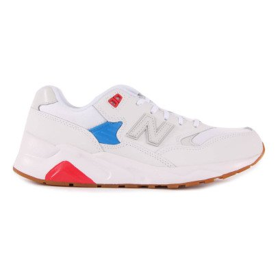 New Balance KL580 Suede Lace-Up Trainers-listing