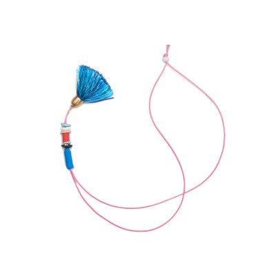 Paade Mode Collar Pompón Tulip-listing