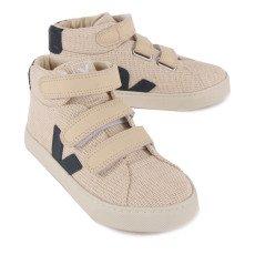 Veja Zapatillas Altas Velcro Yute Esplar-listing