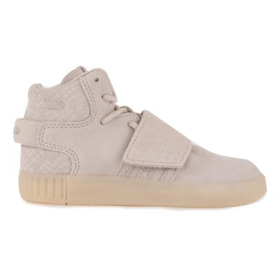 Adidas Strap Invader Tubular Lace-Up High Top Trainers-listing