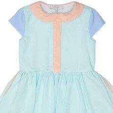 Paade Mode Vestido Tricolor Pea-listing