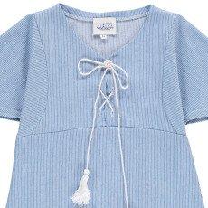 Atelier Barn Gestreiftes Kleid Lina -listing