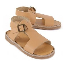Babywalker Buckled Leather Sandals -listing
