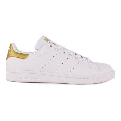 Adidas Zapatillas Cordones Stan Smith Doradas-listing