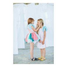 Paade Mode Laurel Ruffled Shoulder Dress-listing